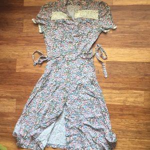 Dresses & Skirts - American Mountain Designs XS Vintage Prairie Dress